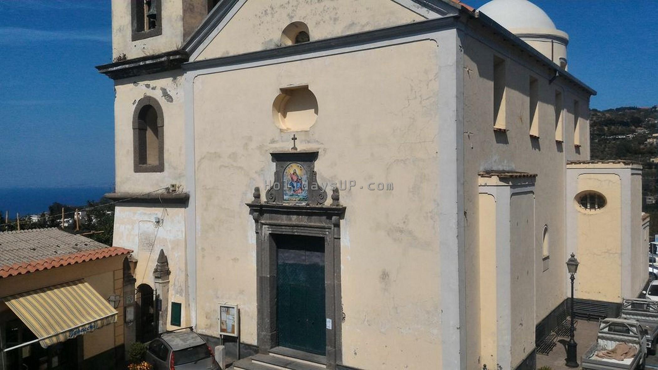 SS. Salvatore Church - Schiazzano