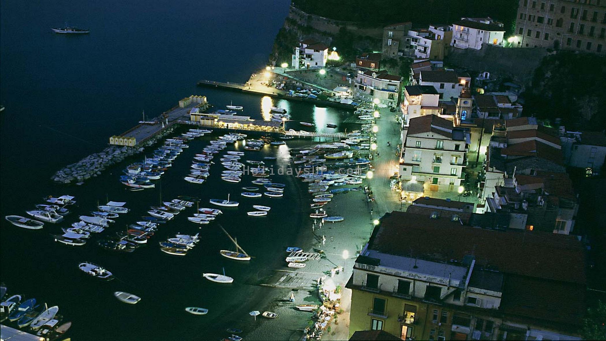 Marina Grande - Sorrento