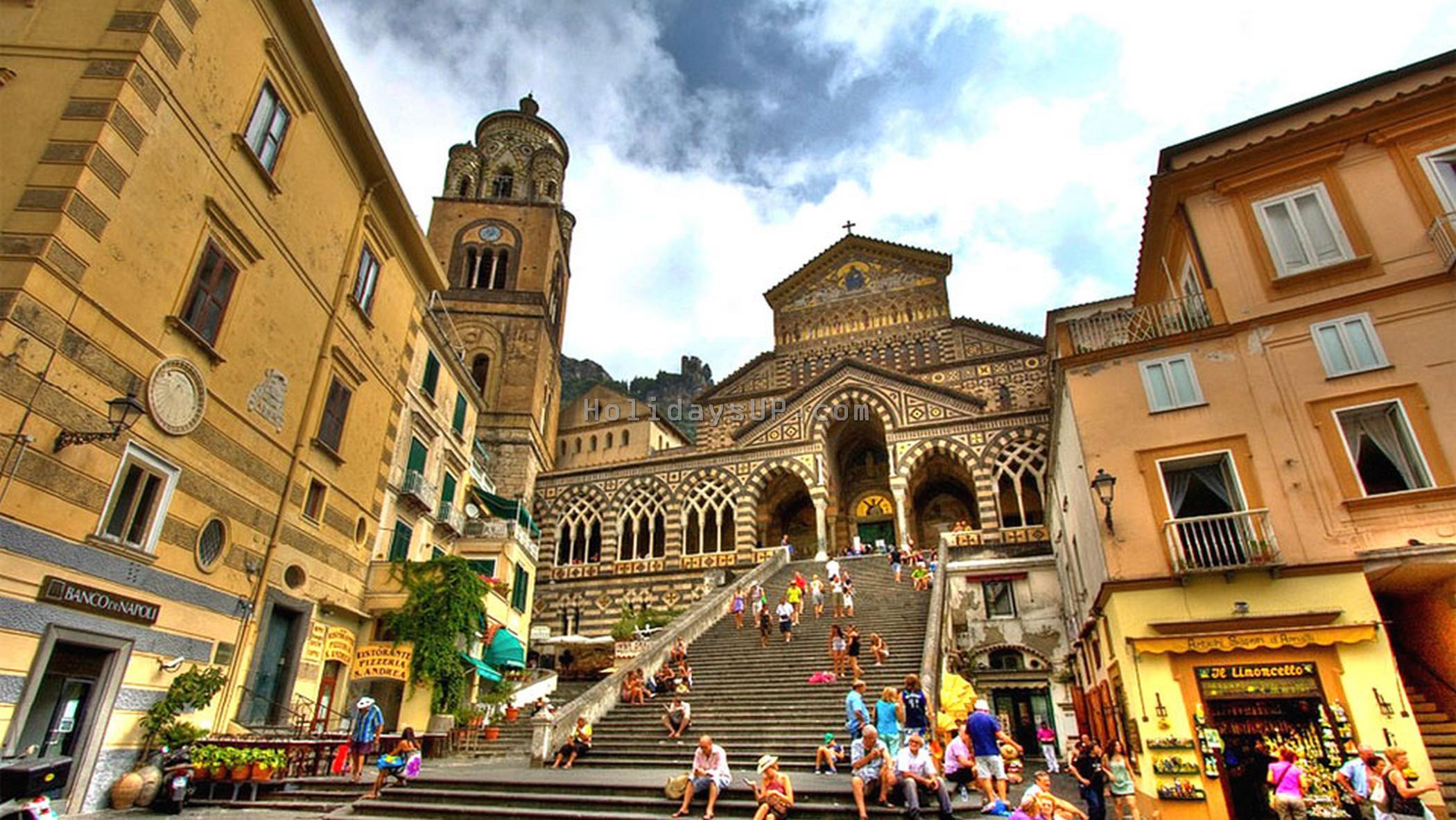 Duomo Amalfi - Amalfi