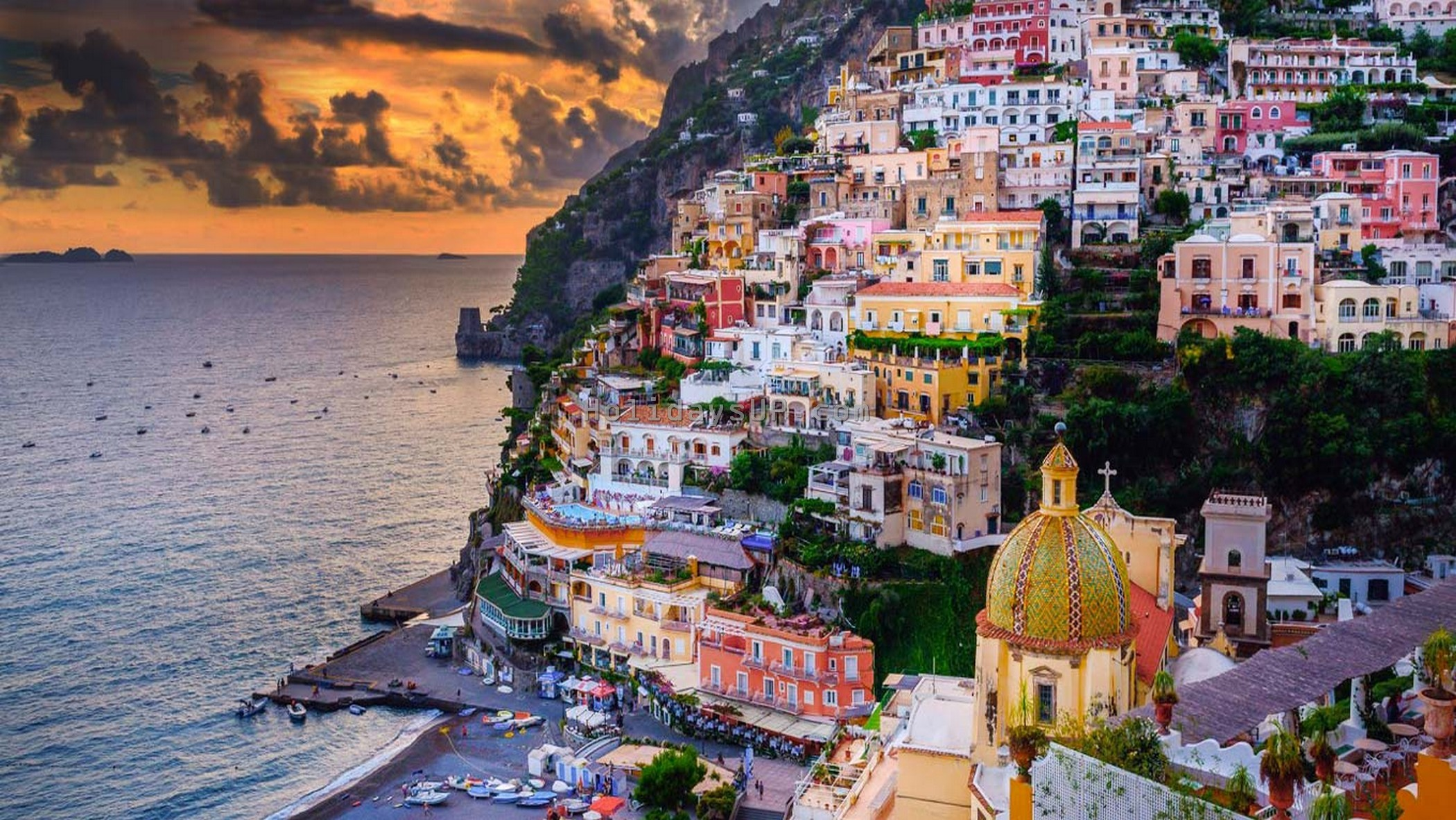 Positano - Amalfi Coast